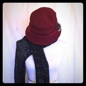 New Beautiful Vintage Style Hat